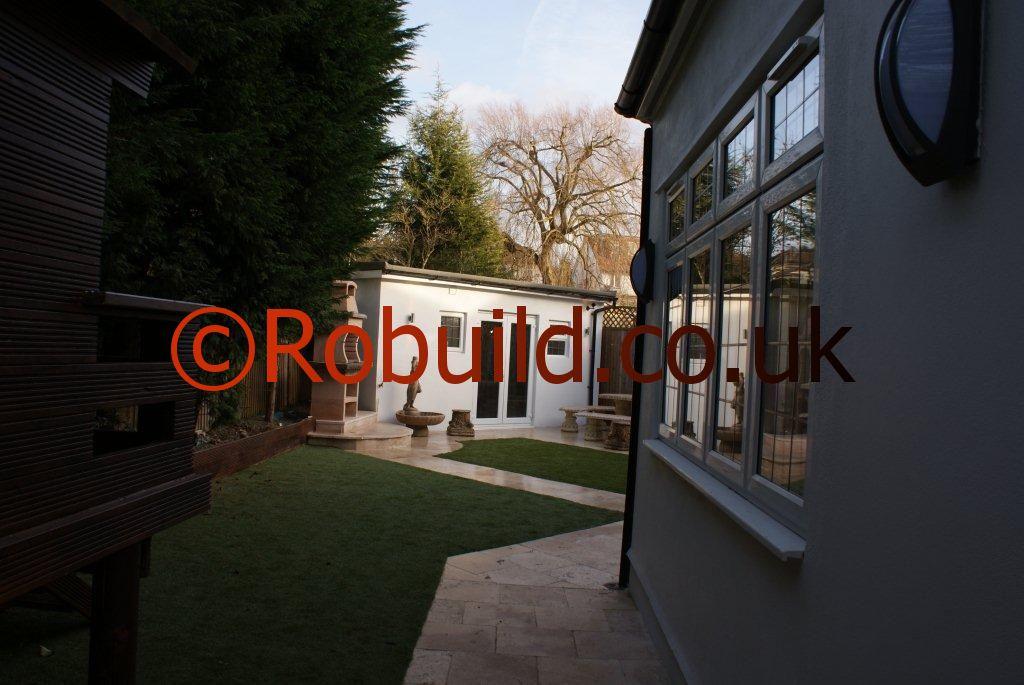 garden London robuild