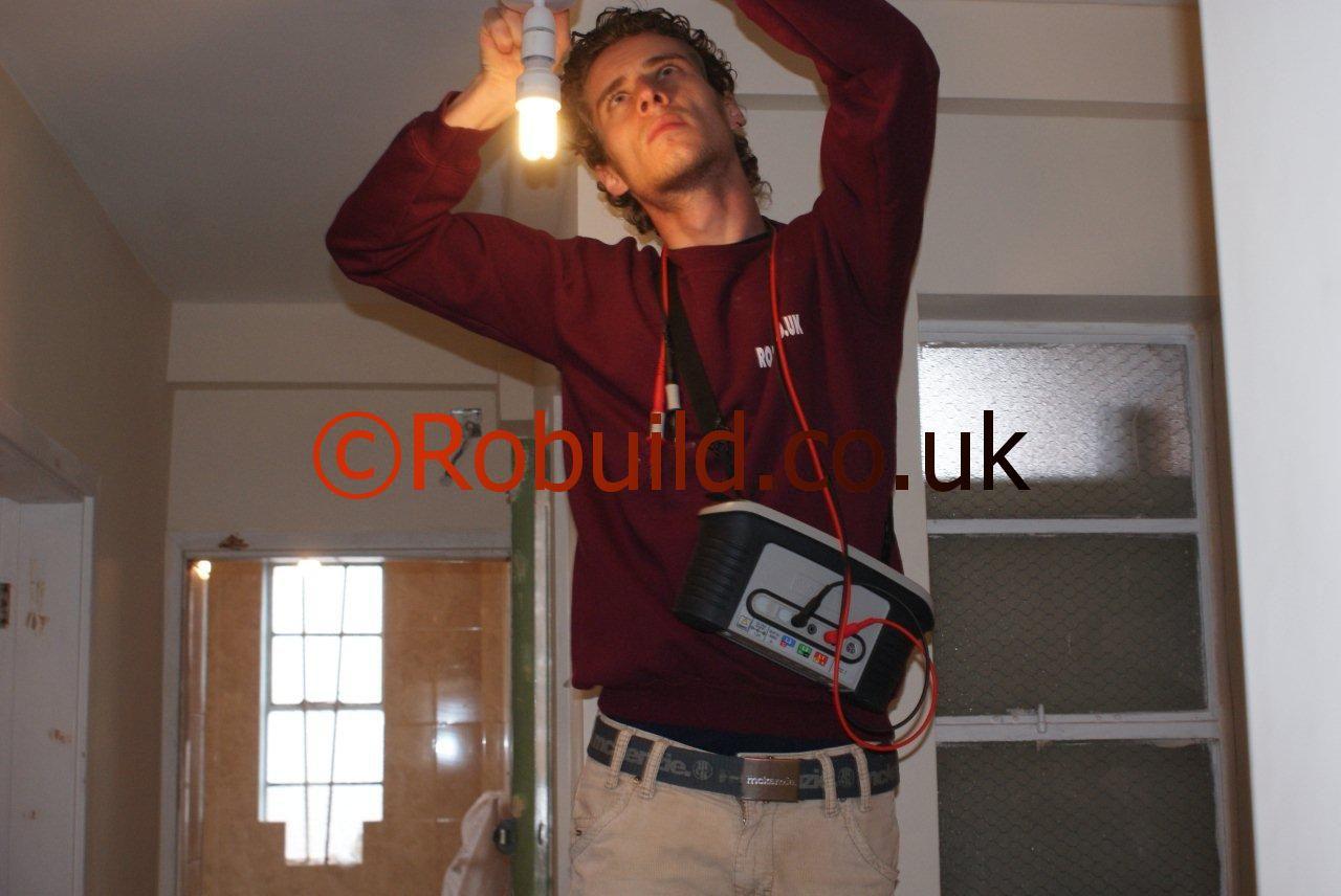 Robuild London Electrician