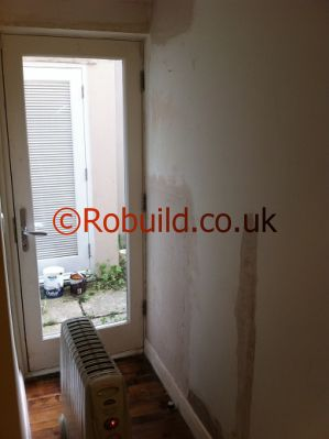 wall repairs, painting & decorating