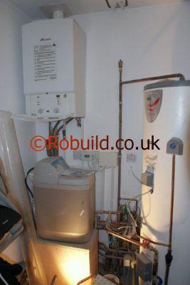megaflow boiler water filter