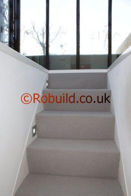carpet stairs