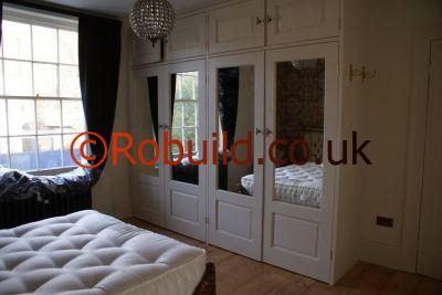 bedroom custome made wardrobe