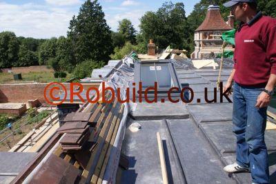 lead roofers london