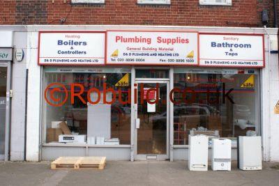 plumbing shop acton west london
