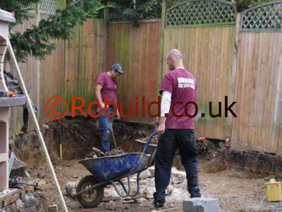 radlett builders elstree