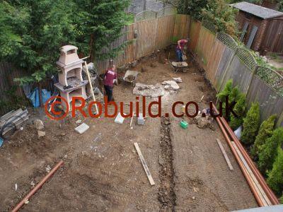 pillar foundation sheds
