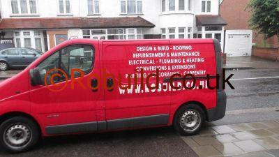 robuild plumbers builders van london