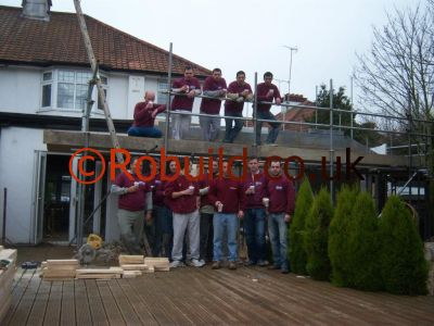 builders team west london