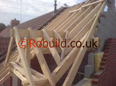 Loft Conversion carpenters roofers
