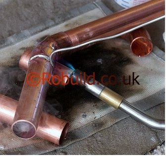 capillary fittings plumbing pipes