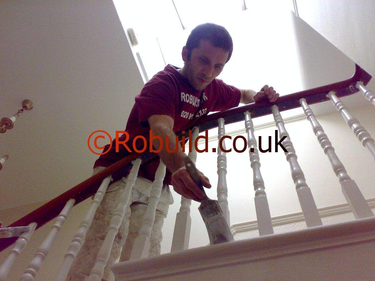 Painter, Decorator, Robuild London