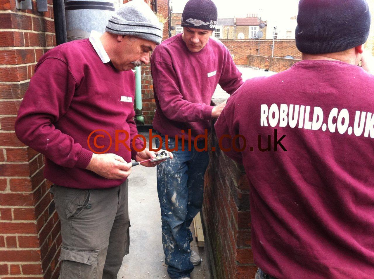 Refurbishments, Renovations, Interiors, Robuild London
