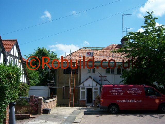 exterior painters decorators london