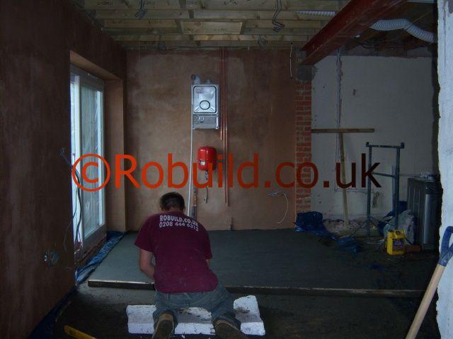 solid floor DPM membrane