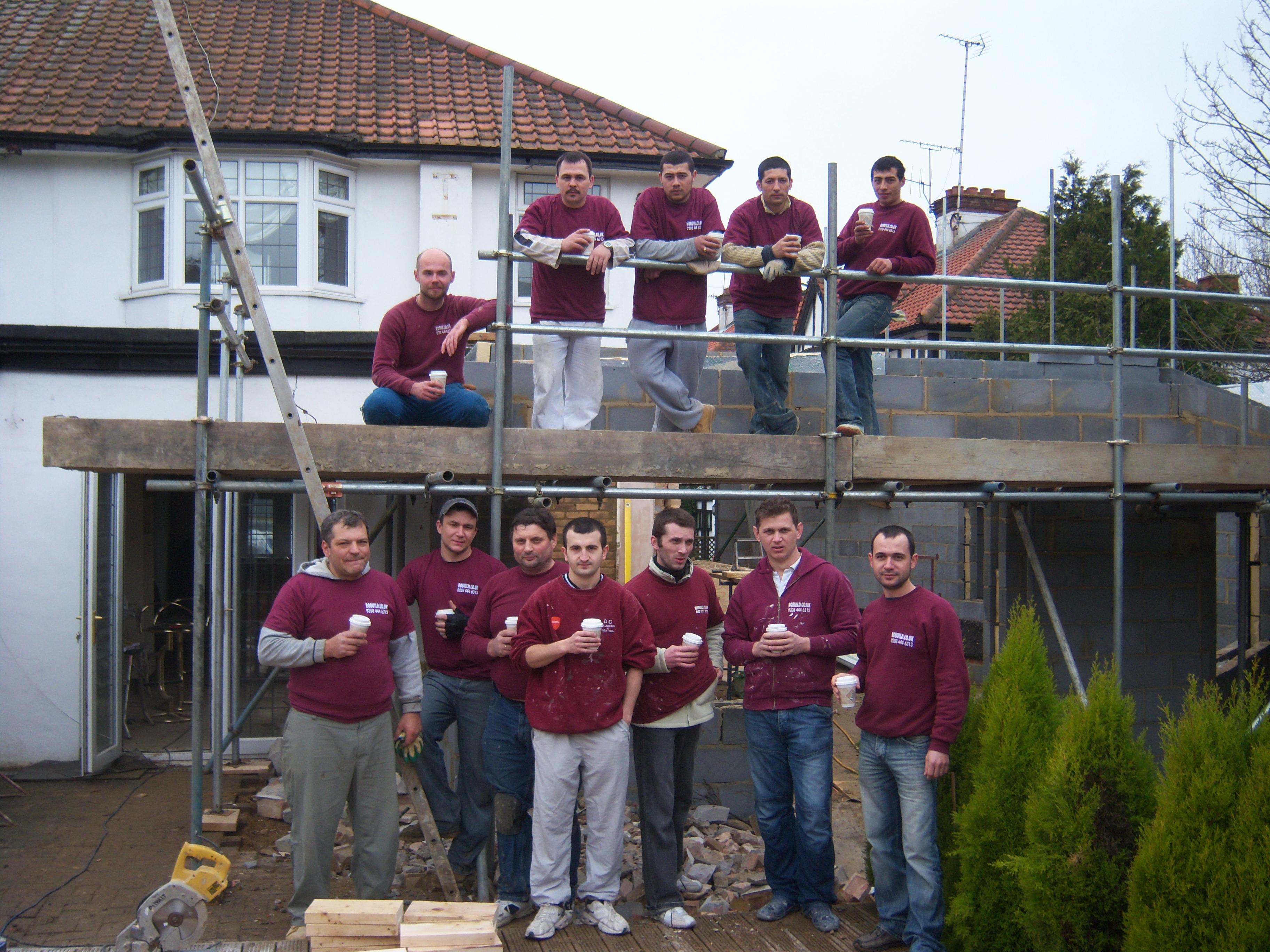 London Building Team