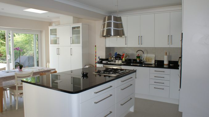 Kitchen Fitted And Installed